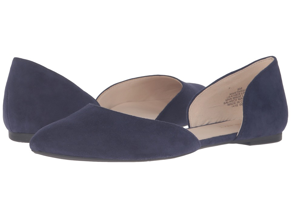 Nine West - Starship (Navy Suede) Women's Shoes