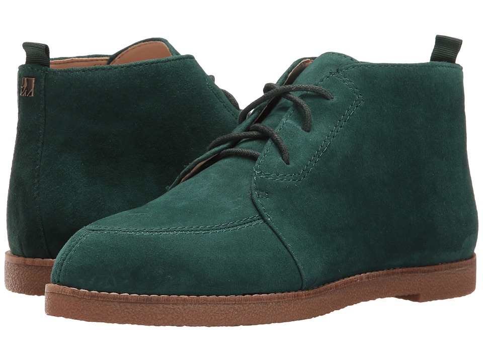Nine West - Quarena (Dark Green Suede) Women's Shoes