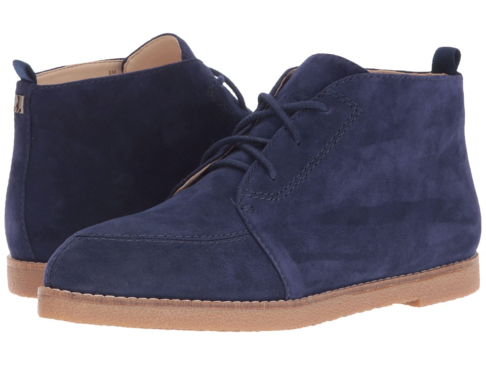 Nine West - Quarena (Navy Suede) Women's Shoes