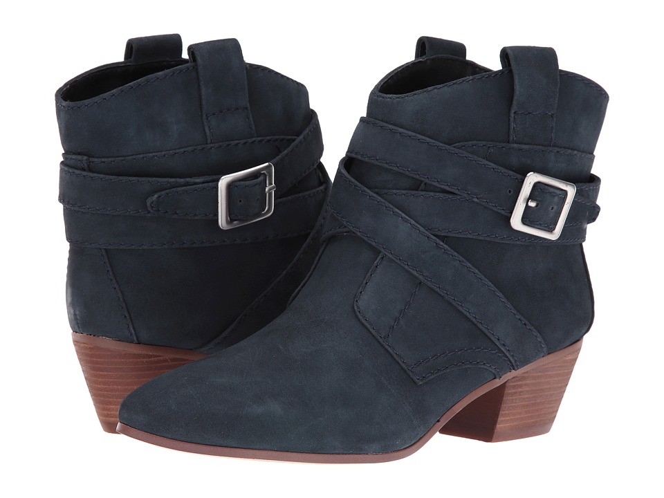 Nine West - Lairah (Navy Suede) Women's Shoes