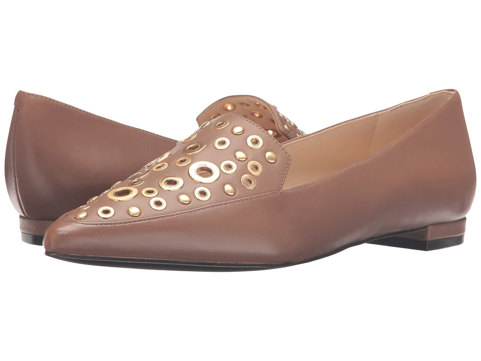 Nine West - Akeelah (Natural Leather) Women's Shoes