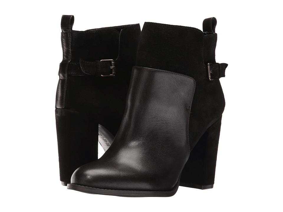 Nine West - Quinah (Dark Brown/Dark Brown Leather) Women's Shoes