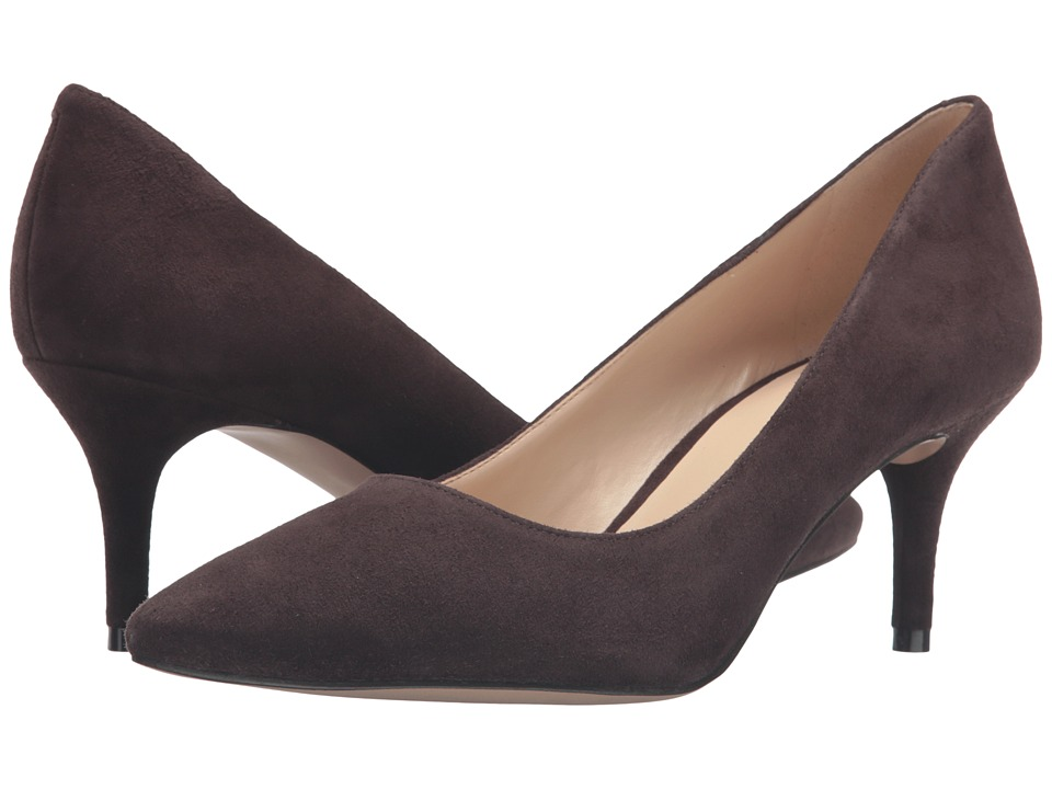 Nine West - Margot (Brown Suede) High Heels