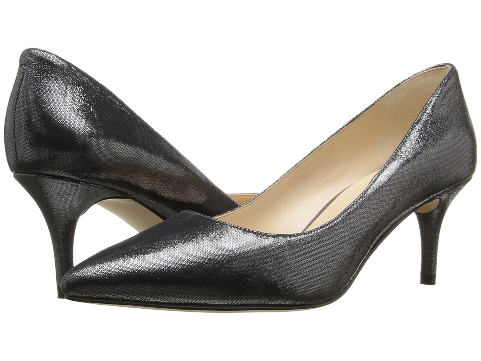Nine West - Margot (Pewter Metallic) High Heels
