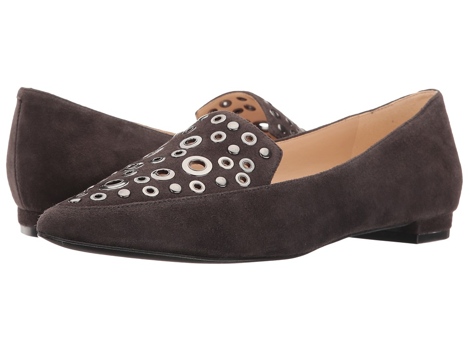 Nine West Akeelah (Dark Grey Suede) Women