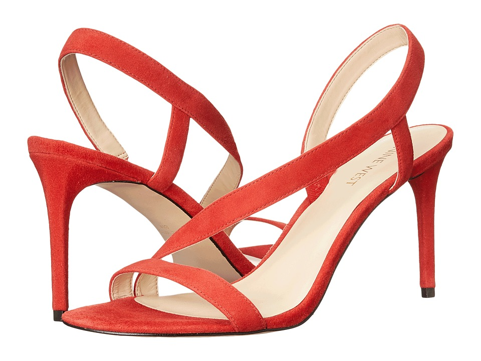Nine West - Rhyan (Red Suede) Women's Shoes