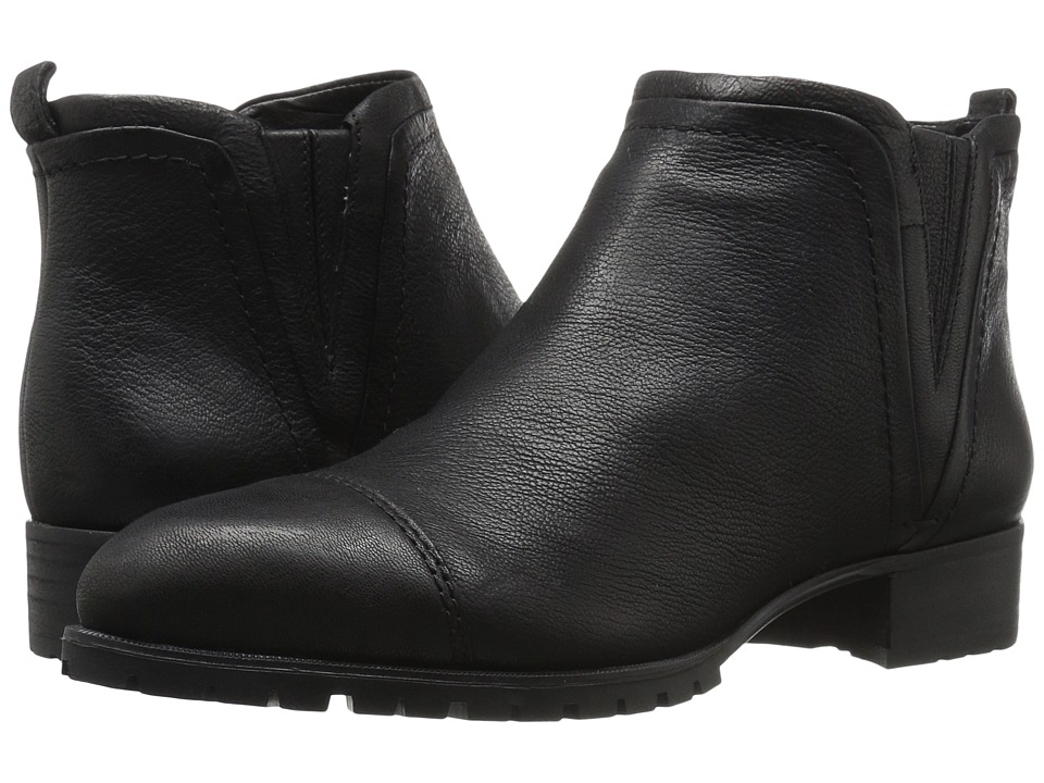 Nine West - Layitout (Black Leather) Women's Shoes