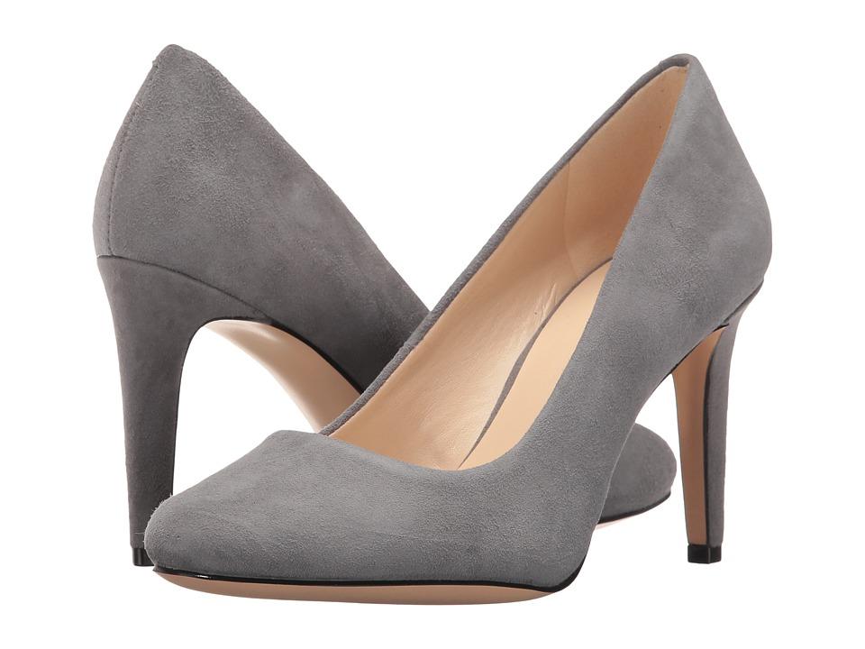 Nine West - Handjive (Grey Suede Suede) High Heels