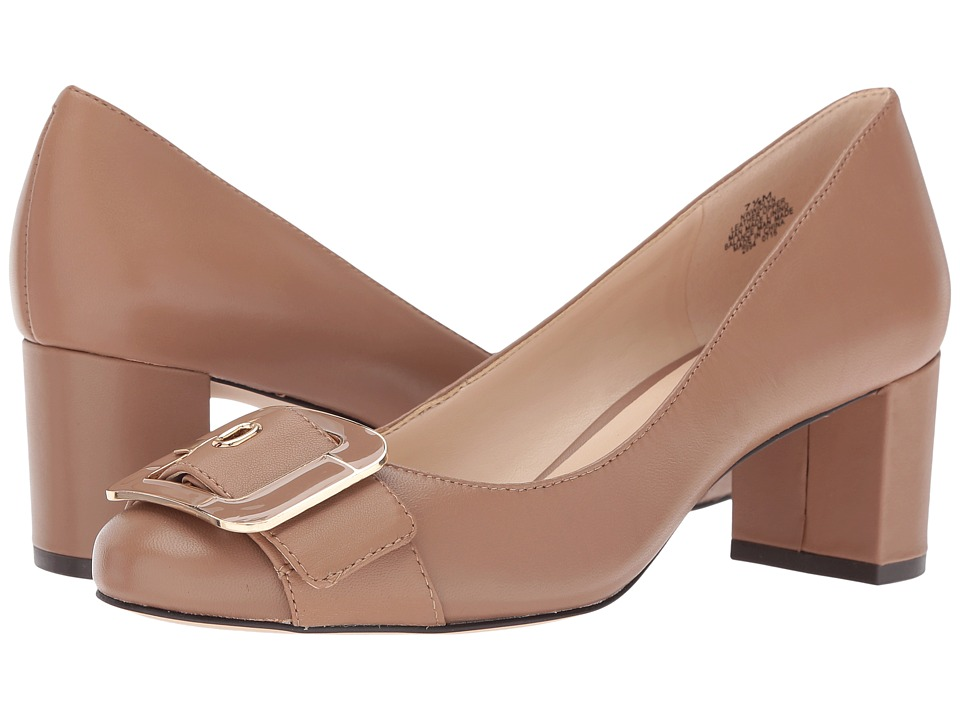 Nine West - Widlyn (Natural Leather) Women's Shoes