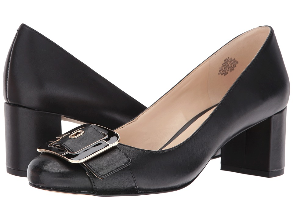 Nine West - Widlyn (Black Leather) Women's Shoes