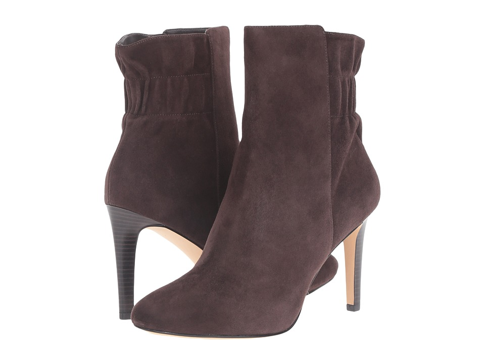 Nine West Herenow (Dark Brown Suede) Women