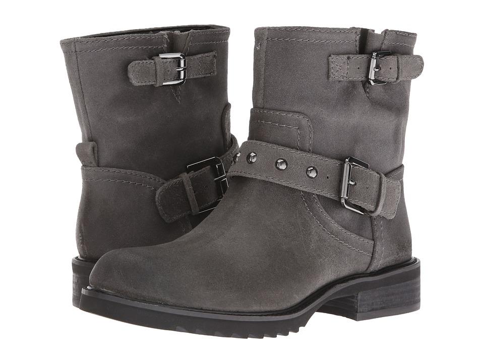 Nine West Willa (Dark Grey Leather) Women