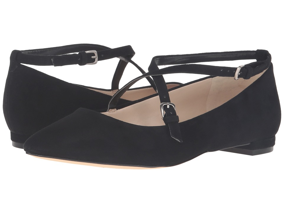 Nine West Anastagia (Black Suede) Women