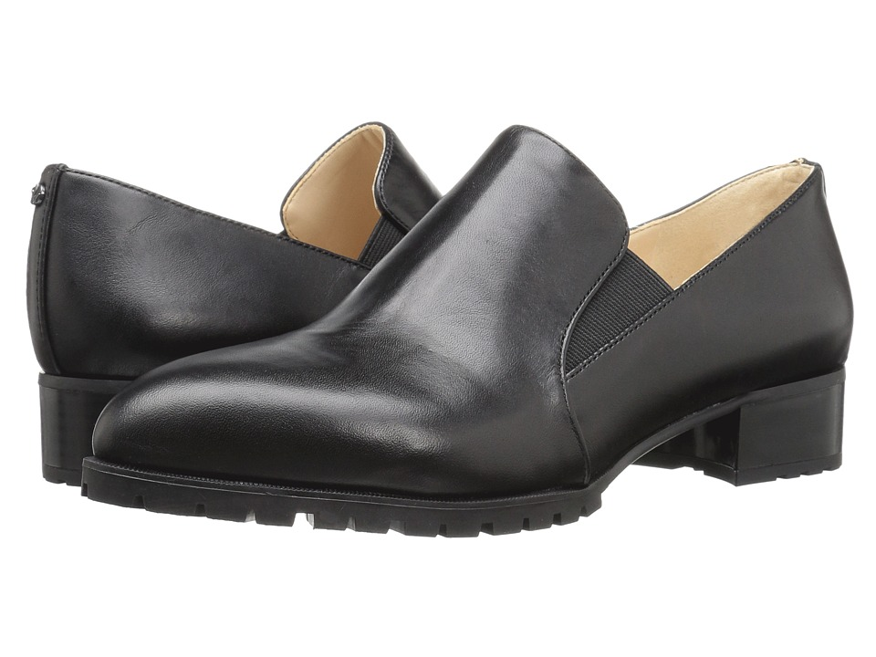 Nine West - Lightning (Black Leather) Women's Shoes