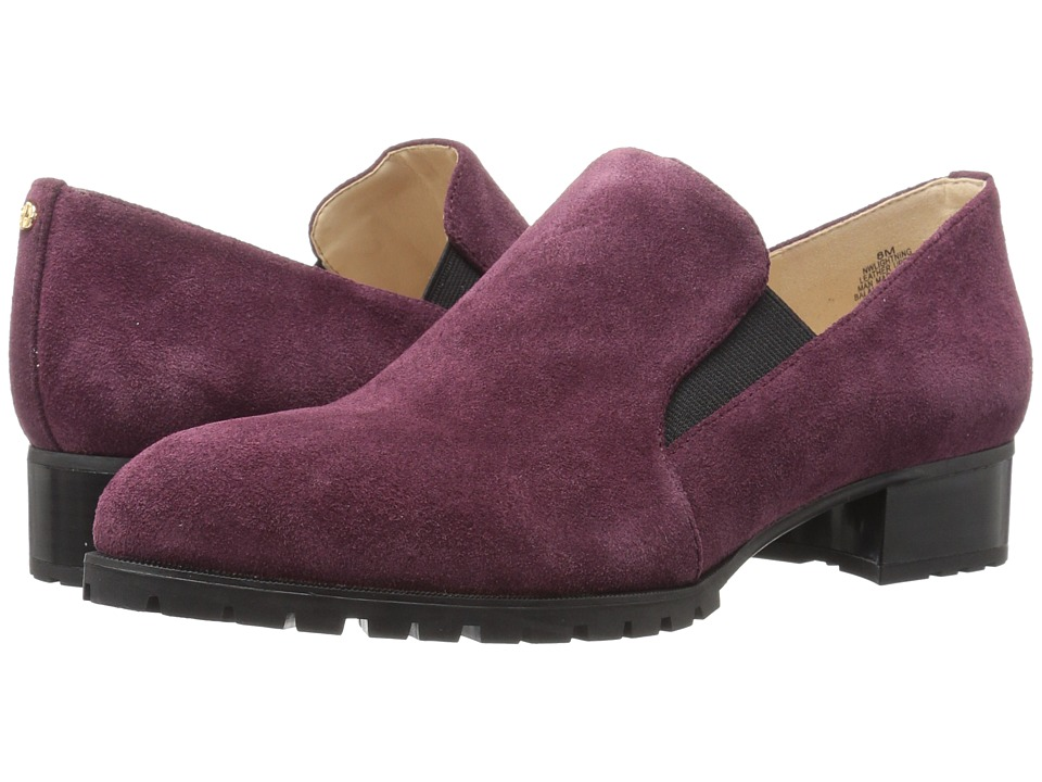 Nine West - Lightning (Wine Suede) Women's Shoes