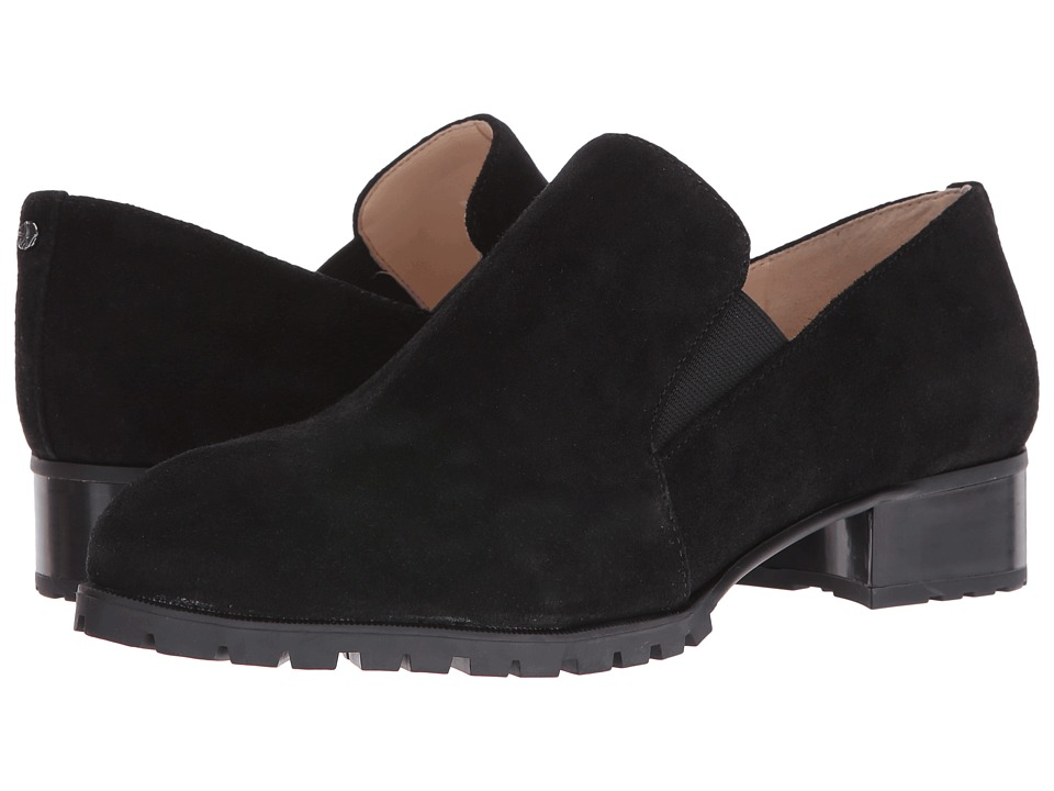 Nine West - Lightning (Black Suede) Women's Shoes