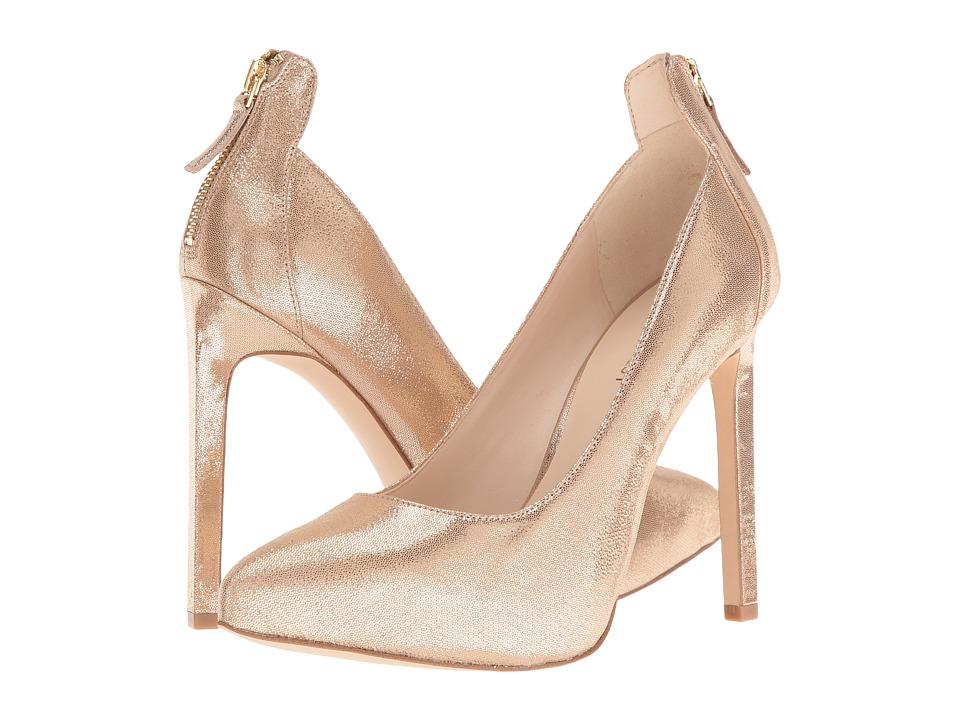 Nine West - Lovelost (Light Gold Metallic) High Heels