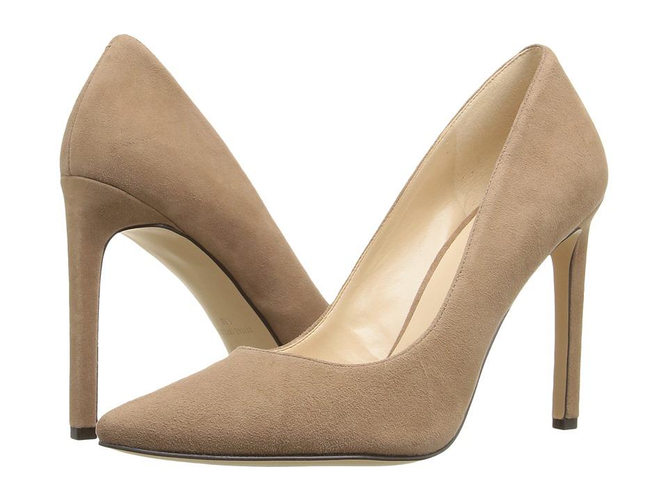 Nine West - Tatiana (Natural Suede) High Heels