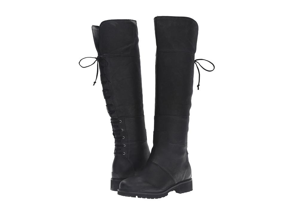 Nine West - Mavira (Black Leather) Women's Shoes