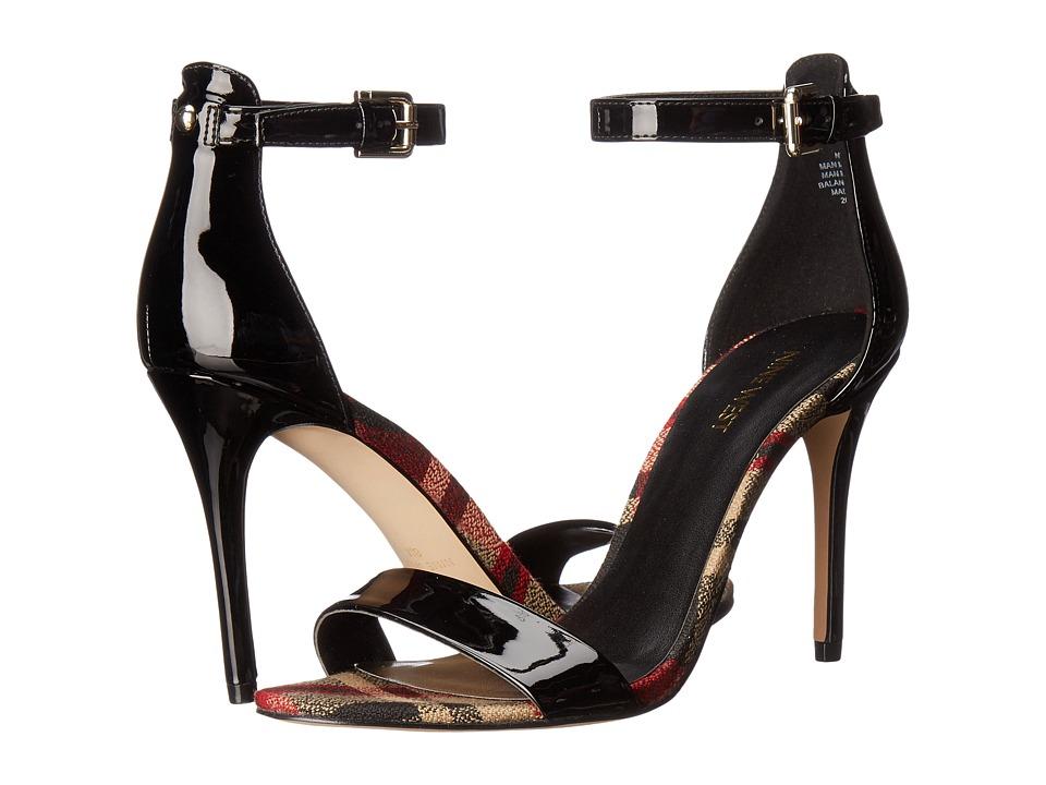 Nine West - Mana (Black Synthetic) High Heels