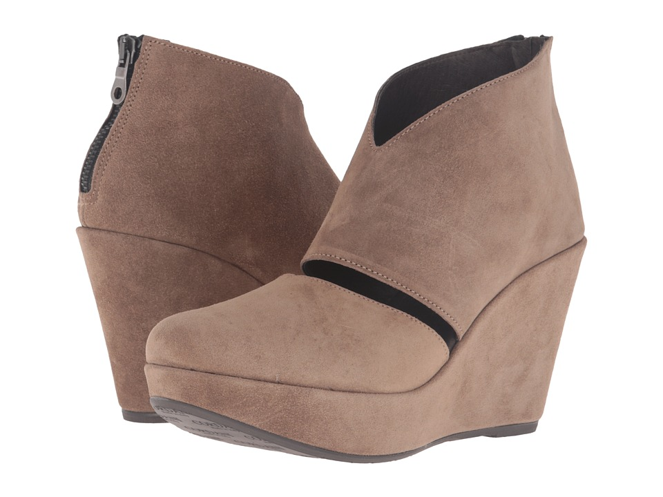 Cordani - Rafferty (Oregano Suede) Women's Wedge Shoes