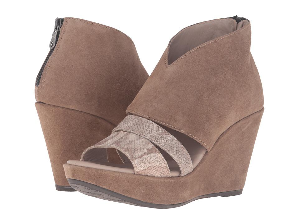 Cordani - Riccardi (Oregano Suede) Women's Wedge Shoes