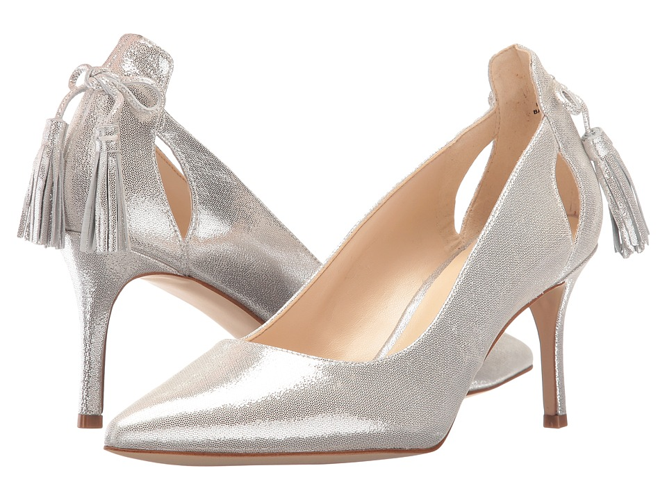 Nine West - Modesty (Silver Metallic) Women's Shoes
