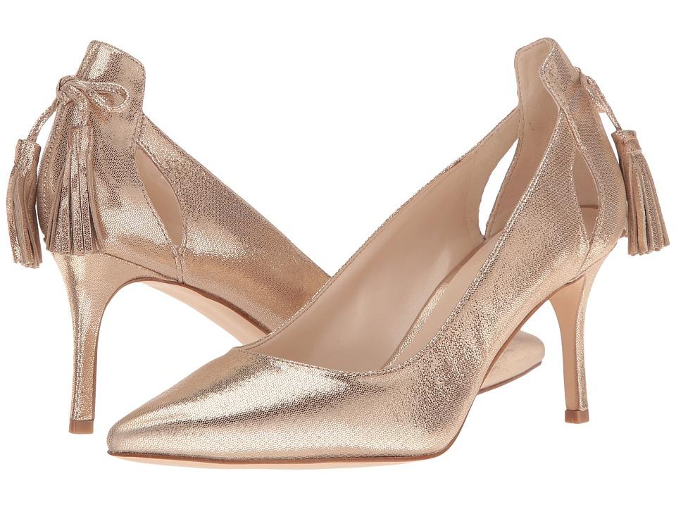 Nine West - Modesty (Light Gold Metallic) Women's Shoes