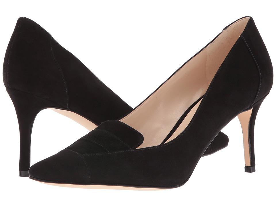 Nine West - Molina (Black Suede) High Heels