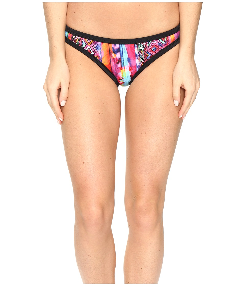 Seafolly - Mexican Summer Scuba Hipster Bottoms (Summer) Women's Swimwear