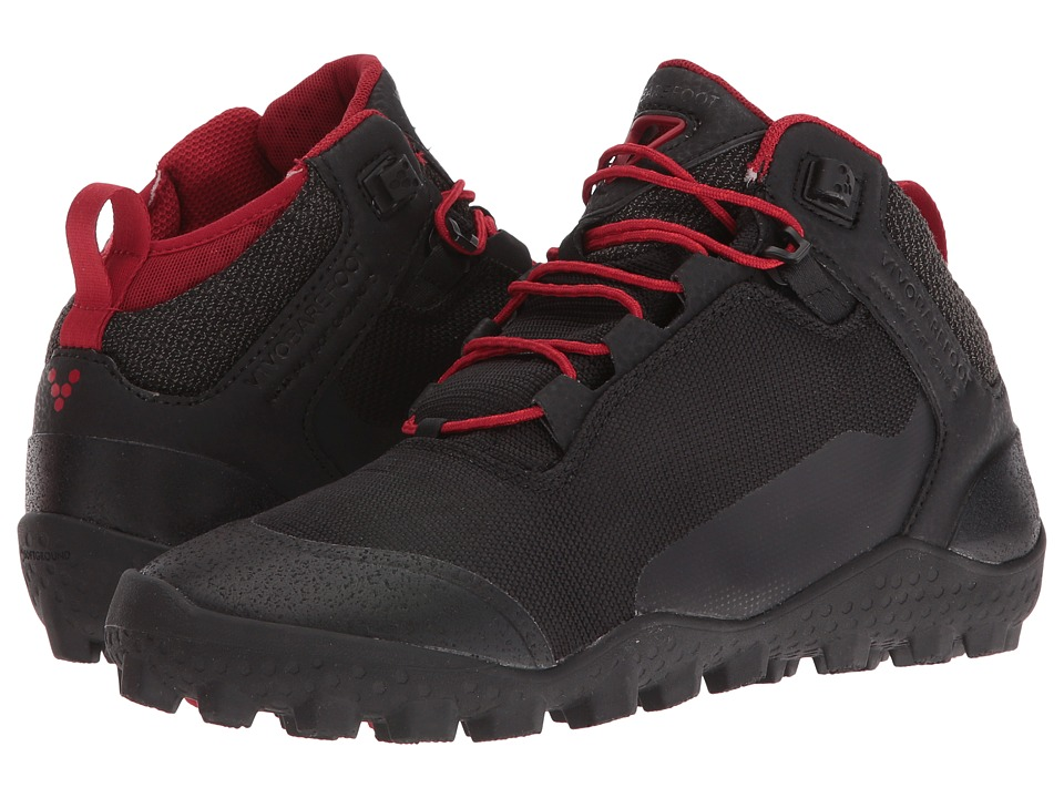 Vivobarefoot - Hiker Soft Ground (Black) Women's Shoes