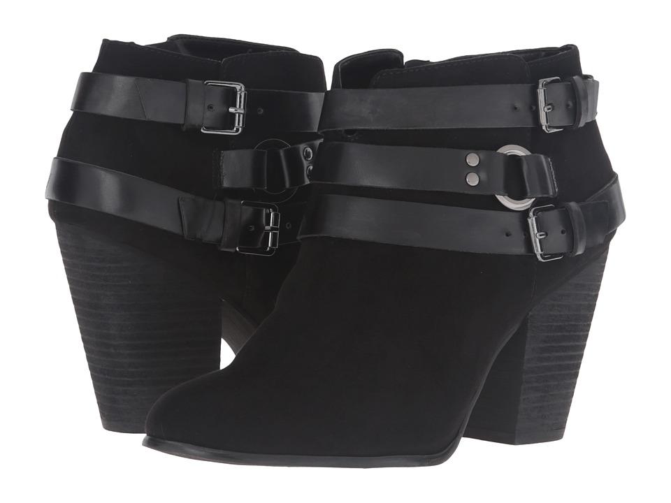 CARLOS by Carlos Santana - Hollie (Black) Women's Shoes