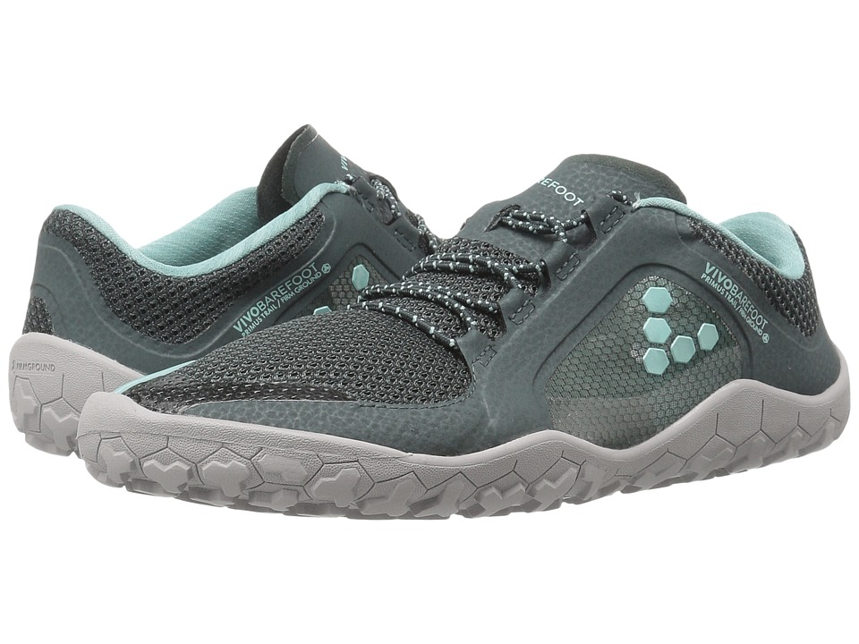 Vivobarefoot - Primus Trail Firm Ground (Dark Spruce) Women's Shoes