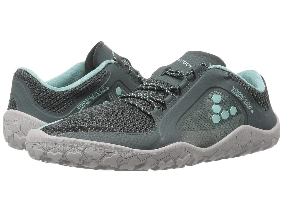 Vivobarefoot - Primus Trail Firm Ground (Dark Spruce) Women's Shoes
