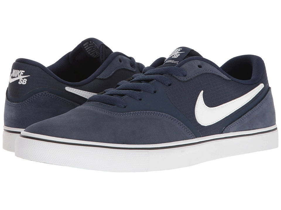 Nike SB - Paul Rodriguez 9 VR (Midnight Navy/Black/White) Men's Skate Shoes
