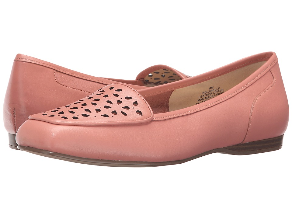 Bandolino Lanelle (Pink/Orange Leather) Women