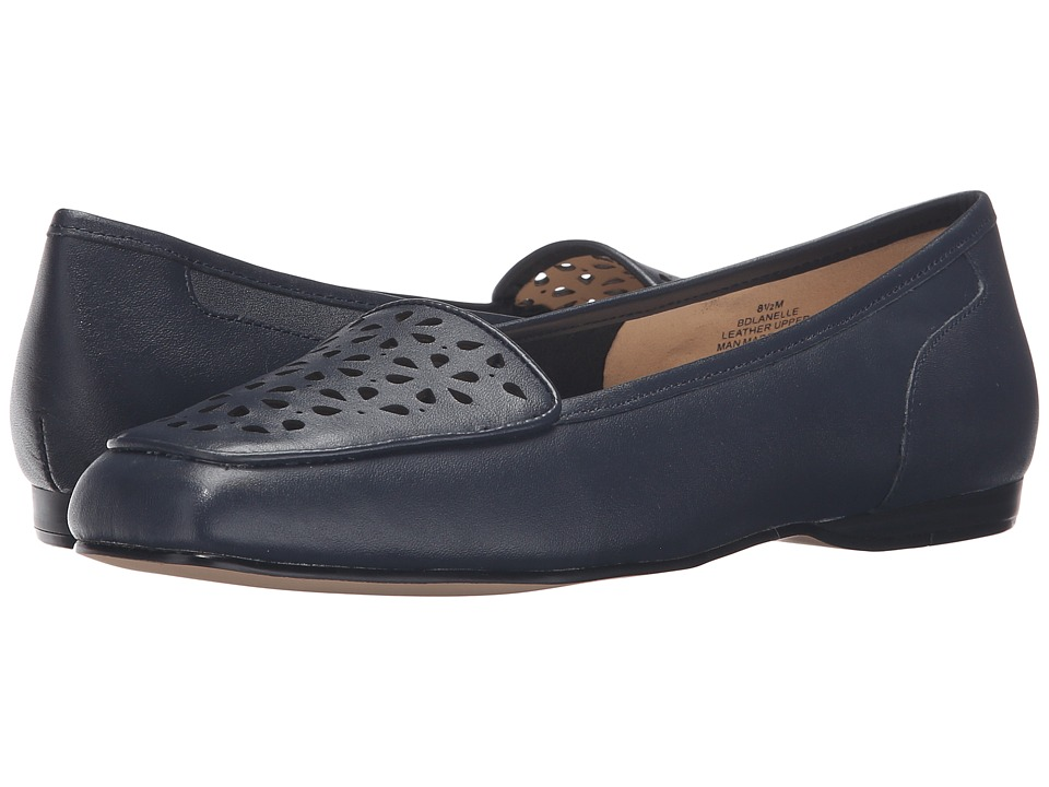 Bandolino Lanelle (Navy Leather) Women
