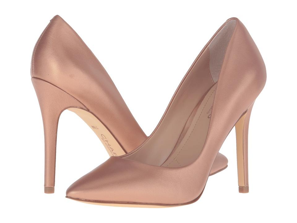 Charles by Charles David - Pact (Light Gold Metallic) High Heels