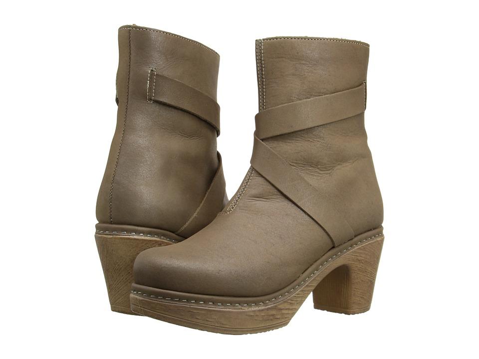 Calou Stockholm - Julia 2 (Stone) Women's Boots