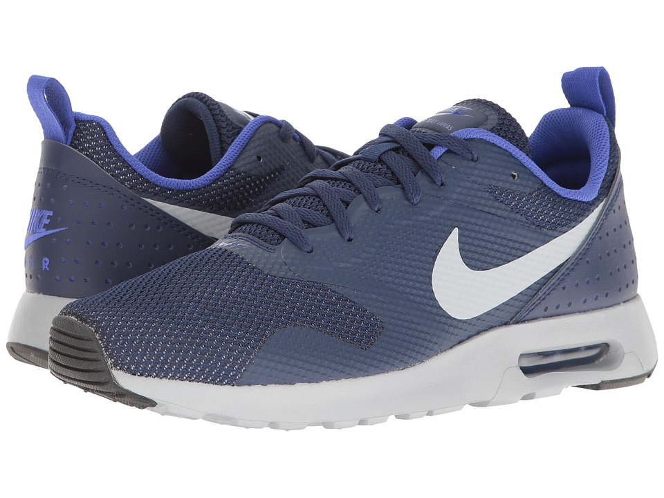 Nike - Air Max Tavas (Binary Blue/Paramount Blue/Anthracite/Wolf Grey) Men's Shoes