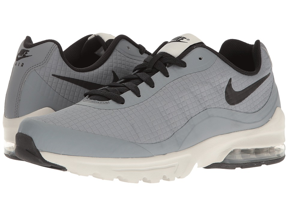 Nike - Air Max Invigor SE (Cool Grey/Light Bone/Black) Men's Shoes