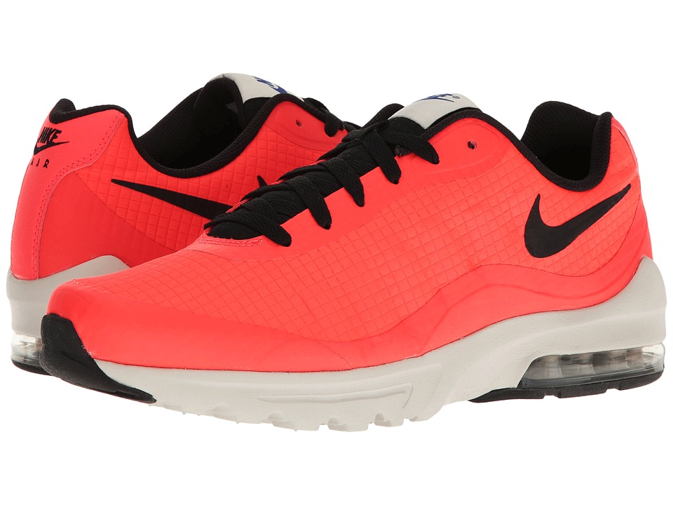 Nike - Air Max Invigor SE (Bright Crimson/Light Bone/Deep Night/Black) Men's Shoes