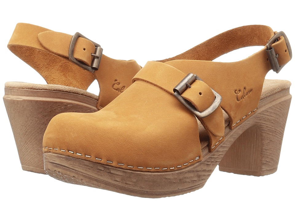 Calou Stockholm - Astrid (Mustard) Women's Shoes