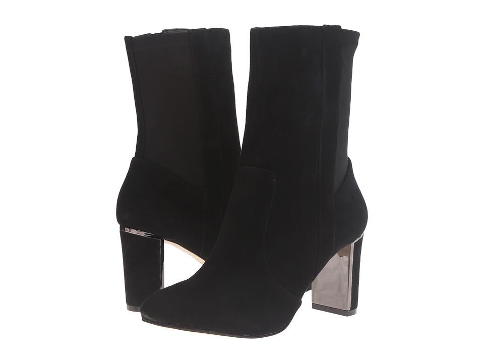 Tahari - Ciel (Black Suede) Women's Shoes
