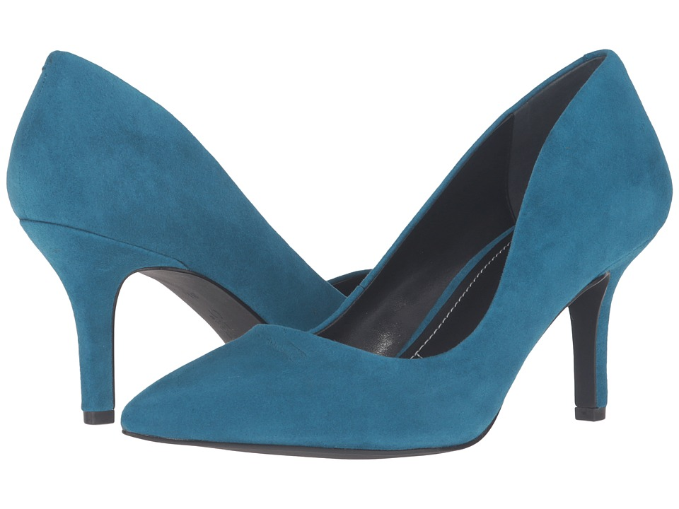 Charles by Charles David - Sasha (Dark Teal Suede) High Heels