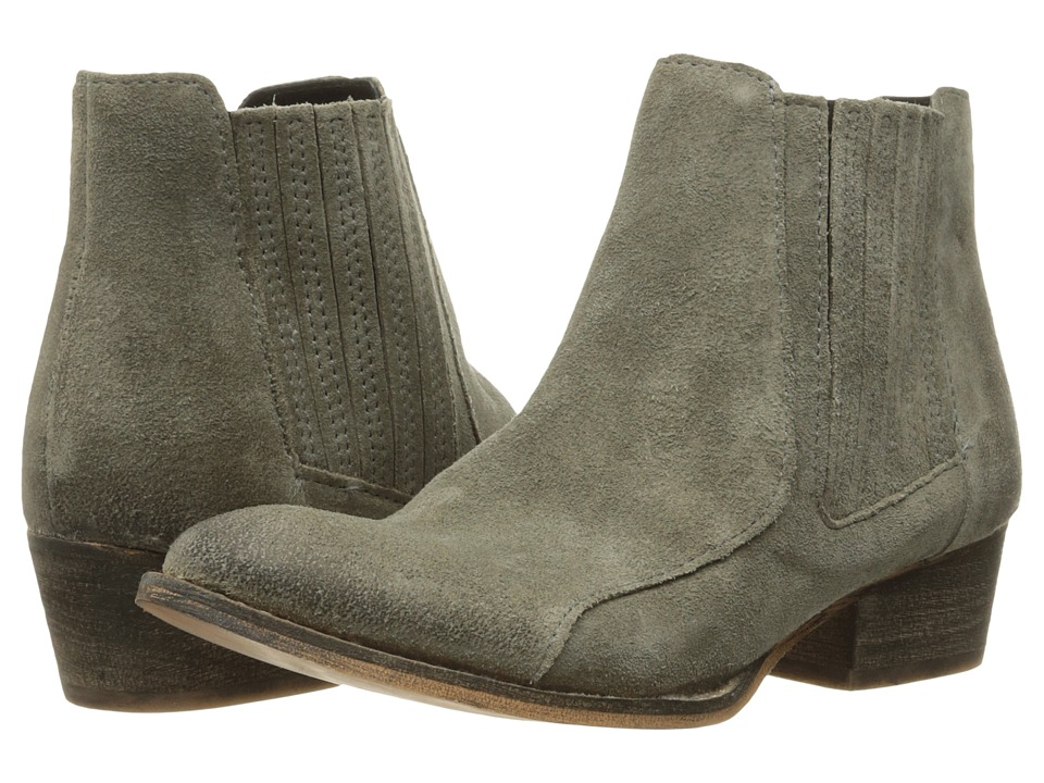 Charles by Charles David - Yale (Grey Suede) Women's Shoes