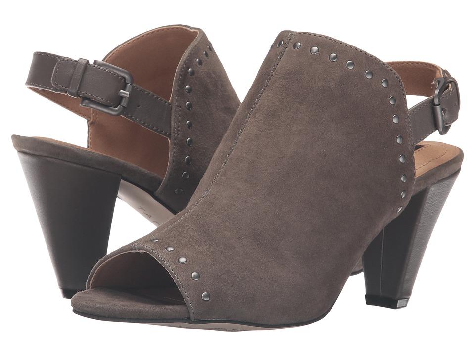 Tahari - Elton (Truffle Suede) Women's Shoes