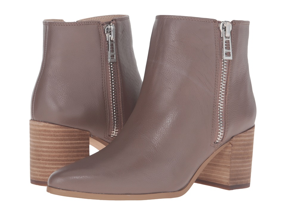 Charles by Charles David - Uma (Dark Taupe Leather) Women's Shoes