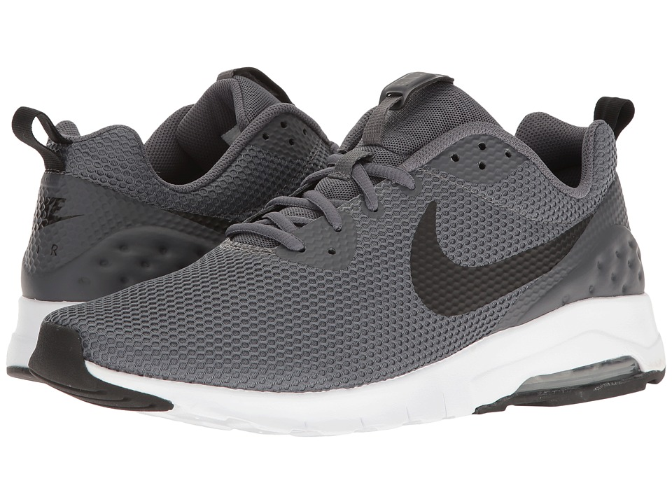 Nike - Air Max Motion Low SE (Dark Grey/White/Black) Men's Shoes