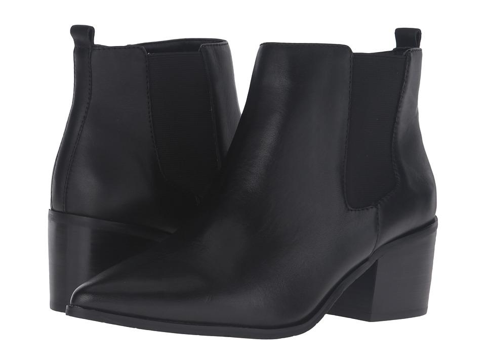 Tahari - Ranch 2 (Black Leather) Women's Shoes